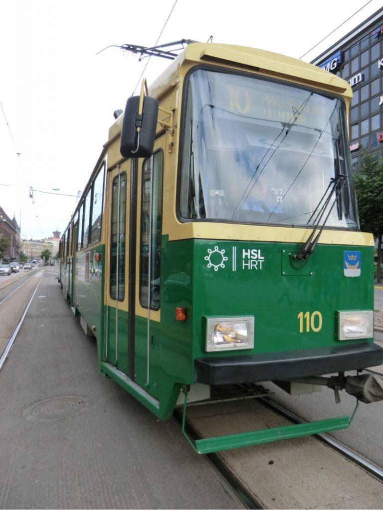 Helsinkiという街1