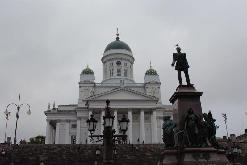 Helsinkiという街2