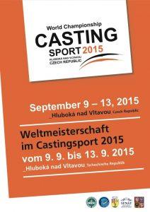 2015キャスティングスポーツ世界選手権チェコ大会開催案内