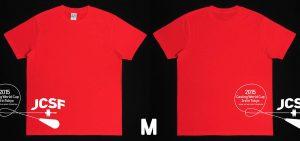 World Cup 東京大会 Tシャツを作りました