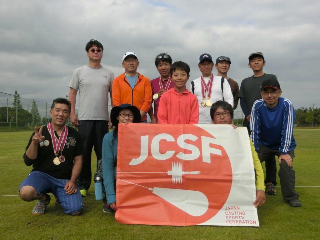 第24回JSCキャスティング競技会 in 北羽鳥開催報告